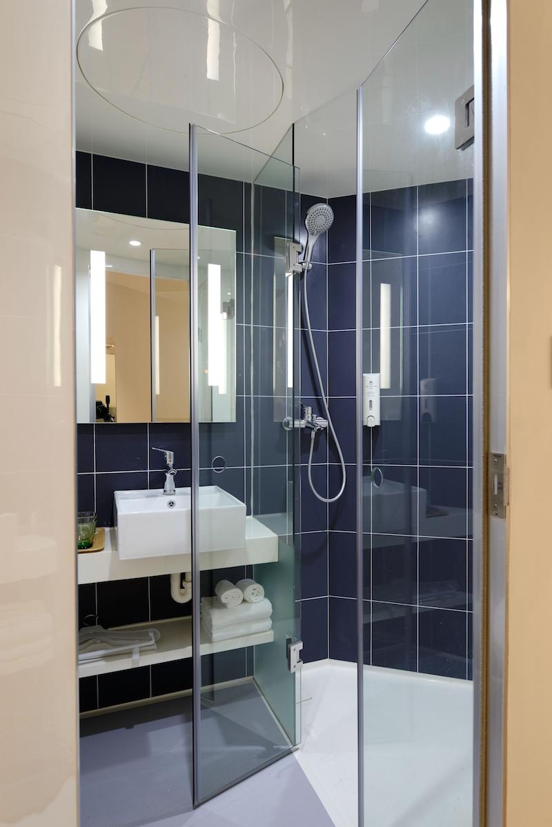 Pareti Divisorie In Vetro Colorato vetri per interior design – vetreria maglio